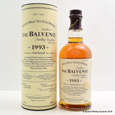 Balvenie 1993 PortWood