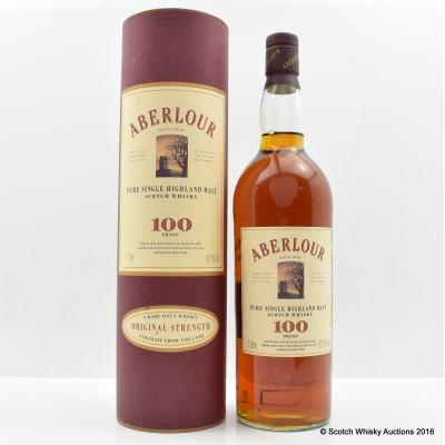Aberlour 100° Proof 1L