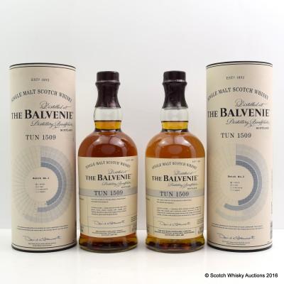 Balvenie Tun 1509 Batch #1 & #2