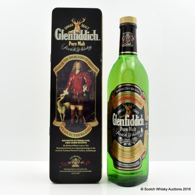 Glenfiddich Clans of The Highlands of Scotland Clan Sutherland