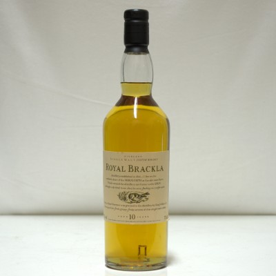 Flora & Fauna Royal Brackla 10 Year Old