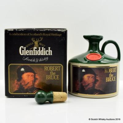 Glenfiddich Heritage Reserve Robert The Bruce Decanter 75cl