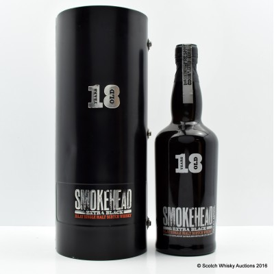 Smokehead 18 Year Old