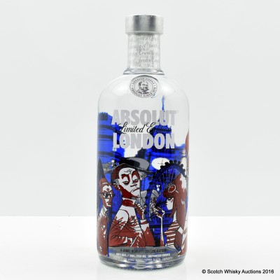 Absolut Vodka London Edition