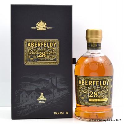 Aberfeldy 28 Year Old