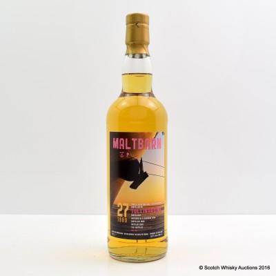 Tullibardine 1989 27 Year Old Maltbarn