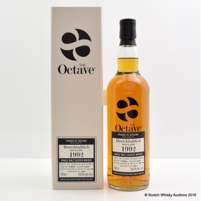 Bruichladdich 1992 21 Year Old The Octave