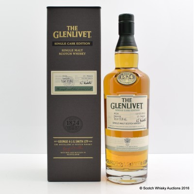 Glenlivet 13 Year Old Zenith Single Cask Edition