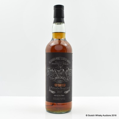 Royal Mile Whiskies 40 Year Old