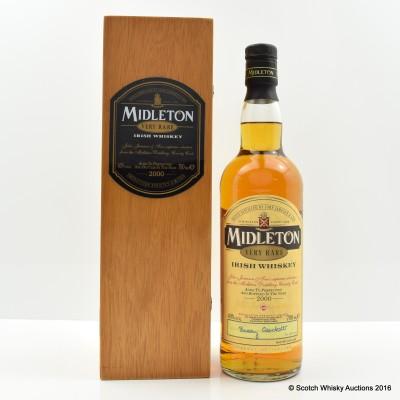 Midleton Very Rare 2000 Release