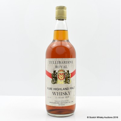 Tullibardine Royal 15 Year Old 75cl