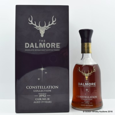 Dalmore Constellation Collection 1992 19 Year Old