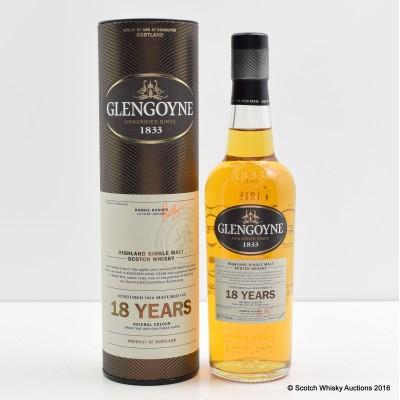 Glengoyne 18 Year Old 20cl