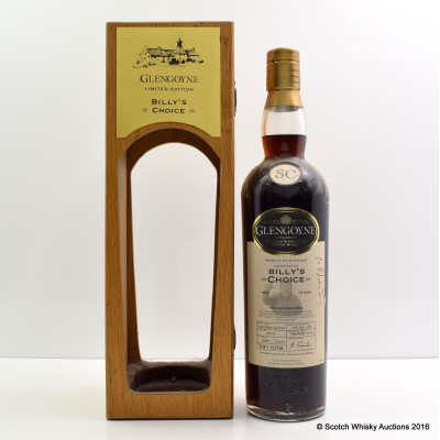 Glengoyne 1989 Billy's Choice