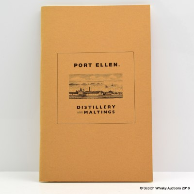 Port Ellen Distillery and Maltings Booklet