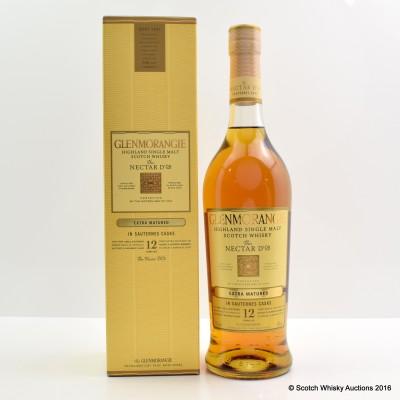 Glenmorangie 12 Year Old Nectar D'Or
