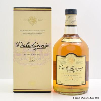 Dalwhinnie 15 Year Old 1L