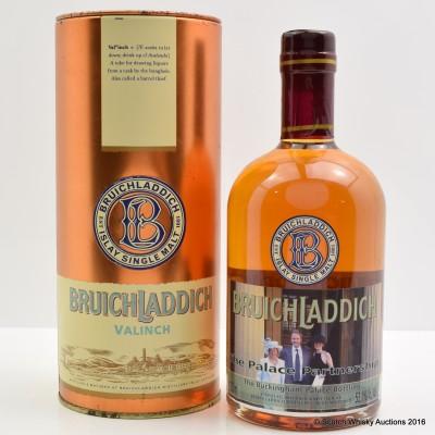 Bruichladdich Valinch The Palace Partnership 50cl