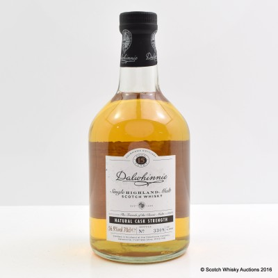 Dalwhinnie Friends Of Classic Malts Cask Strength