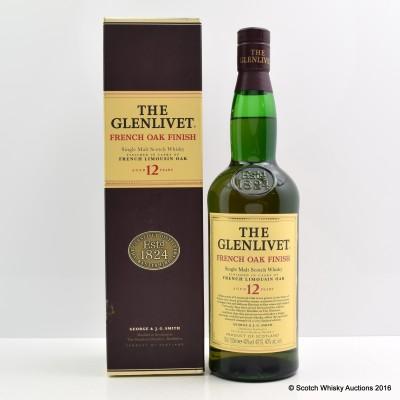 Glenlivet 12 Year Old French Oak