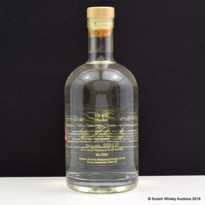 Glenglassaugh Spirit Drink 50cl
