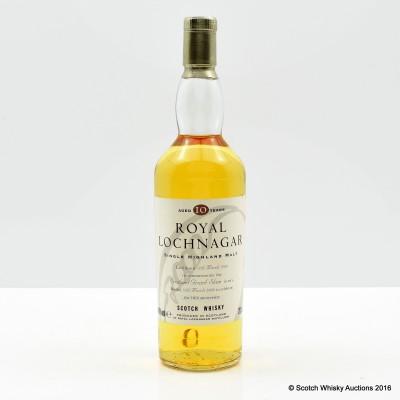 Royal Lochnagar 1990 10 Year Old 20cl