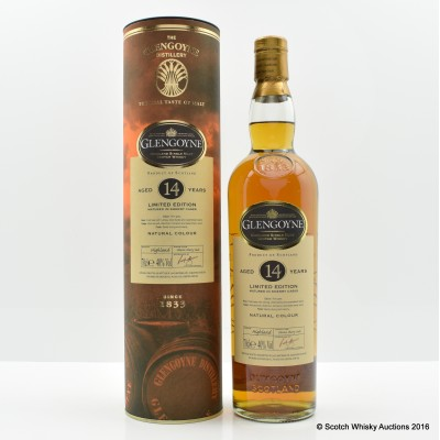 Glengoyne 14 Year Old