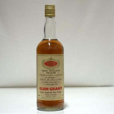 Glen Grant Royal Wedding 75cl