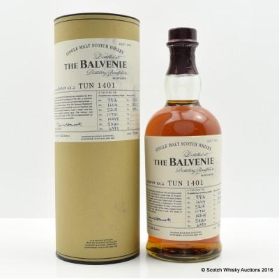 Balvenie Tun 1401 Batch #2