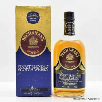 Buchanan's Reserve 75cl