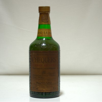 Chequer's Blended Whisky 75cl