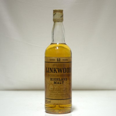 Linkwood Over 12 Years 75cl