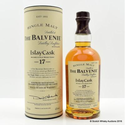 Balvenie 17 Year Old Islay Cask