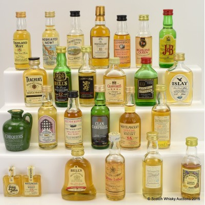 Assorted Minis 27 x 5cl