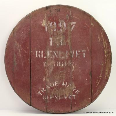 Glenlivet 1997 Cask End