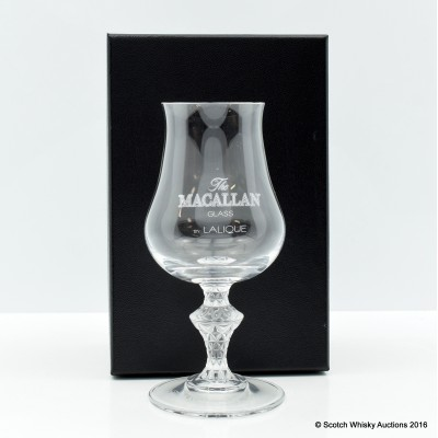 Macallan Lalique Tasting Glass