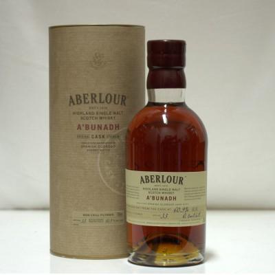 Aberlour A'Bunadh Batch 33