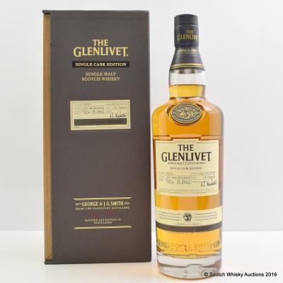 Glenlivet 14 Year Old Single Cask Alt nan Seileach