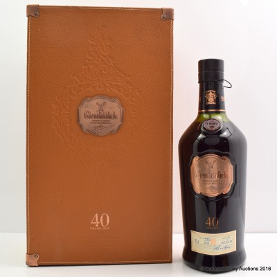 Glenfiddich 40 Year Old 6th Release