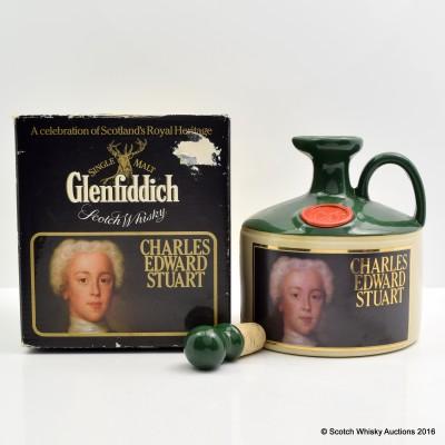 Glenfiddich Heritage Reserve Bonnie Prince Charlie Decanter 75cl