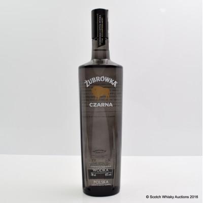 Å»ubrówka Black Vodka
