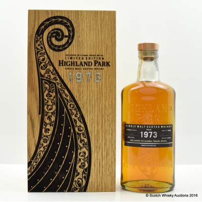 Highland Park 1973 37 Year Old