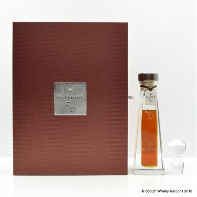 Dalmore 50 Year Old 10cl