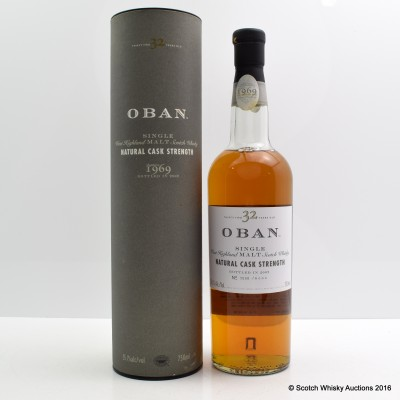 Oban 1969 32 Year Old 75cl