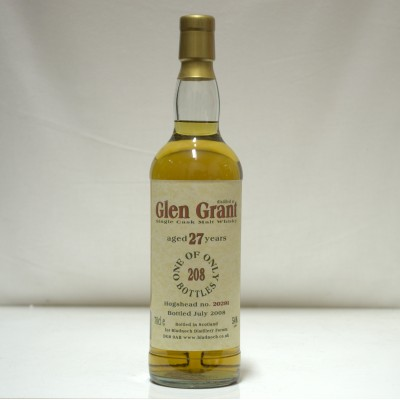 Glen Grant 27 Year Old Bladnoch Forum