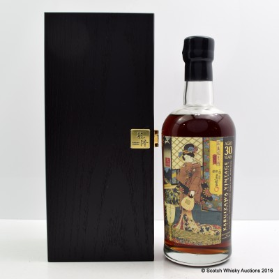 Karuizawa 30 Year Old Single Cask #3619 for Kinlonz Culture