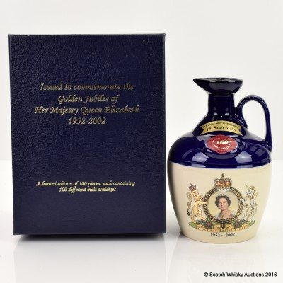 Rutherford's Ceramics the Golden Jubilee