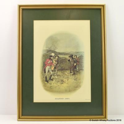 Johnnie Walker Framed Print