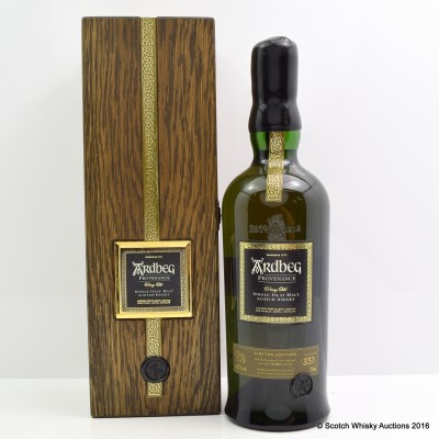 Ardbeg 1974 Provenance US Import 75cl