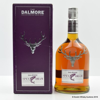 Scotch Whisky Auctions The 66th Auction Dalmore Rivers